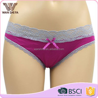 Tight good quality sexy charming seamless lace women underwear panty