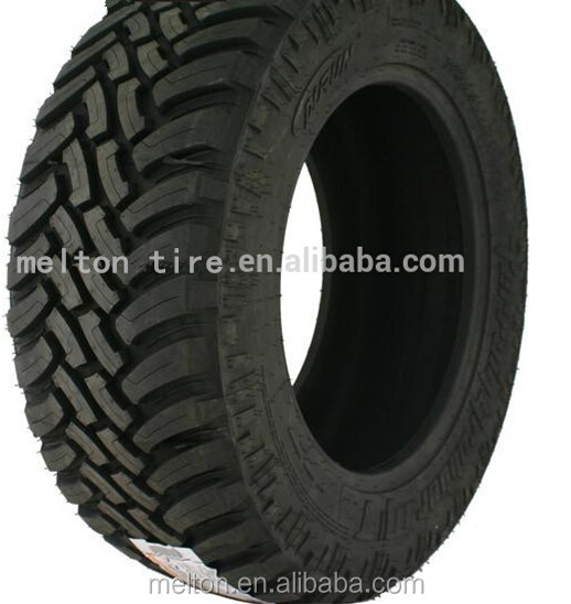 31X10.50R15LT MUD TYRE DURUN deep tread pattern SUV light truck tire
