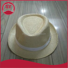 Factory direct explosion of straw hat custom LOGO straw hat new spring and summer hat