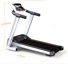 2018 Noisless gym home treadmill multifunction folding mini electric treadmill
