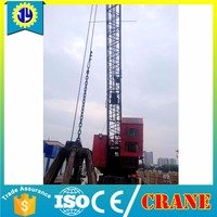 16ton top quality truck mounted crane