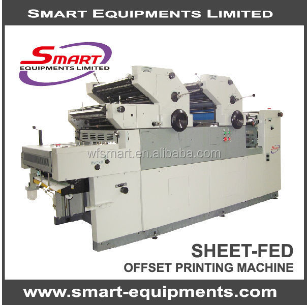 super service offset litho printing machine