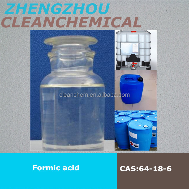 cas:64-18-6 methanoic formic acid for textile chemicals in China