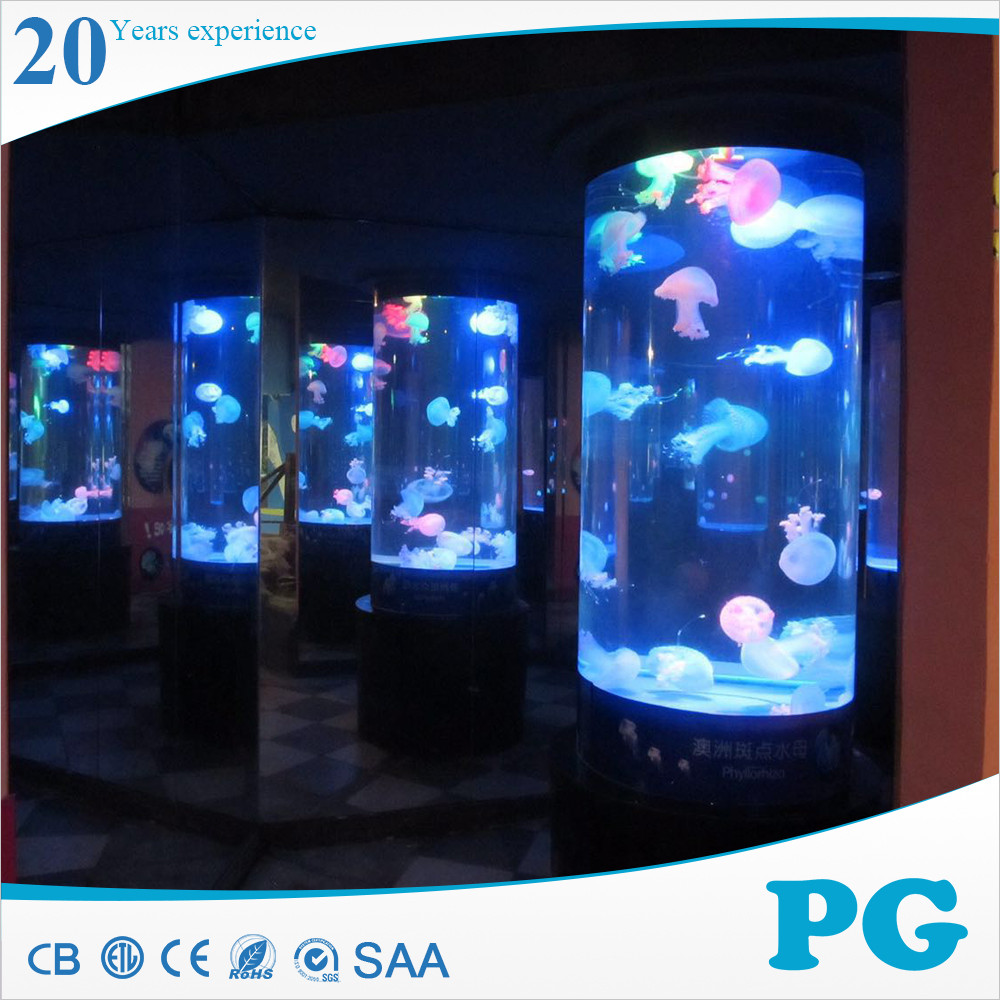 PG Made In Shanghai Acrylic Tank Aquarium Fish Shop