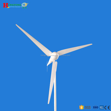 Portable Domestic 600W low rpm wind generator