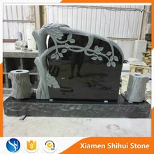 China Factory Granite Tree Headstone