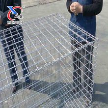 2015 hot dipped galvanized gabion box/gavion/ gabbione