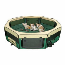 Wholesale oxford Fabric Outdoor Pet /Dog Playpens With 8 Panels
