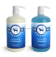 250ml 500ml PET Shampoo Plastic Bottle