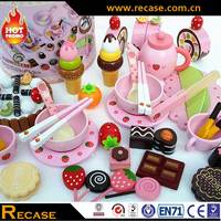 Wholesale Modern Kitchen Toy For Children Custom Educational Food Play Set Kids Educational Toy Funny Birthday Gift Kitchen Tool