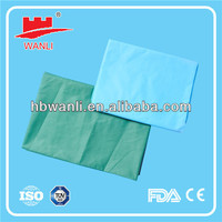 Surgical bed sheet