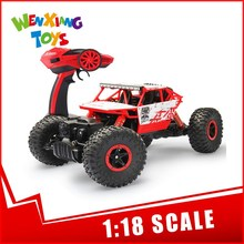 1 18 scale cross country toy remote control trucks and cars