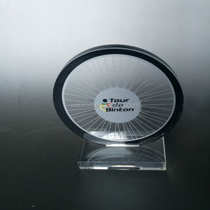 Hot Sale plastic /acrylic awards , trophy