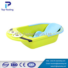 China high quality customer design baby tubs plastic injection mould making