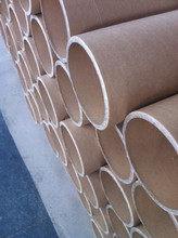Paper mailing tube cardboard mail box kraft paper tube for poster packaging