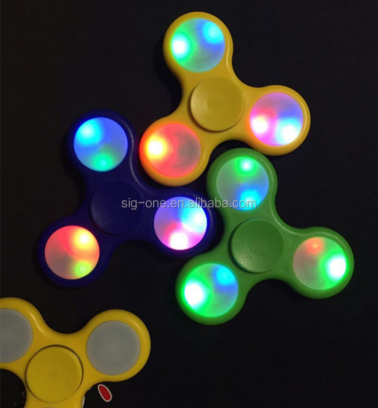New design useful customized metal spinner