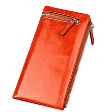H127 2014 premium gift lady leisure id card holder wallet cases