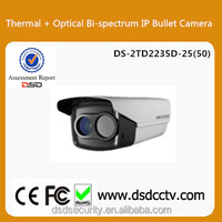 DS-2TD2235D-25(50) thermal camera hikvision 2MP Thermal + Optical Bi-spectrum Network Bullet Camera