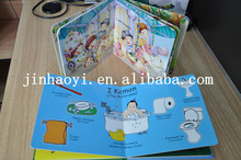 Electric baby anime Coloring Books A4 Size suppliers in China