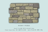 wall covering,polyurethane faux stone wall panel,decoration wall panels