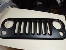 OEM chrome car front grille auto accessories manufacture
