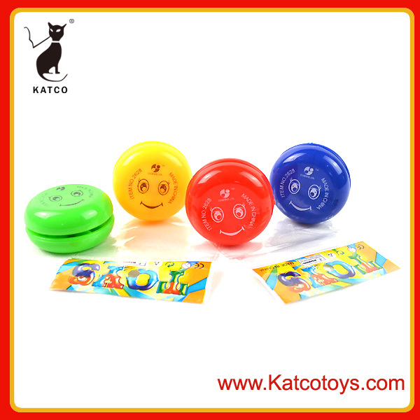 Party Favors Colorful Promotional Plastic PS Mini Toy YOYO, Cheap YOYO