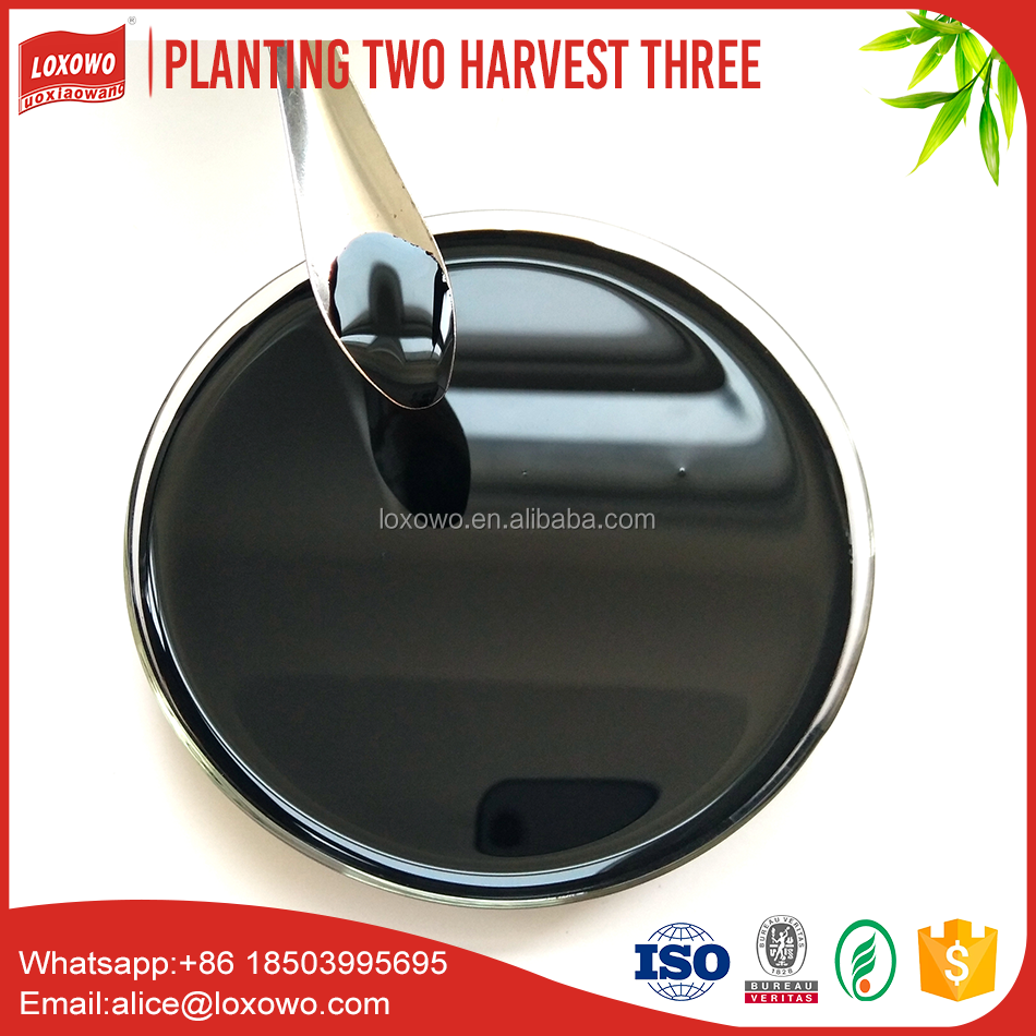 High quality chelated Humic acid liquid for organic fertilizer