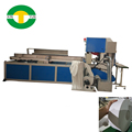 Jumbo roll toilet paepr band saw cutting machine for sale