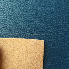 Embossing pu bonded leather for furniture, sofa