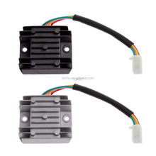 Voltage Regulator Rectifier 4 Wires ATV GY6 50 150cc FOR Motorcycle Boat Scooter