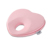 Cotton Heart Shape Flat Head Syndrome Protective Memory Foam Newborn Toddler Infant Organic Sleeping Head Shaping Baby Pillow