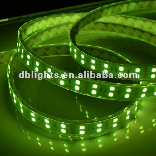 5M Waterproof 5050 SMD White 600 LED Strip Flexible Light Lamp