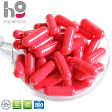 manufacturer supply pharmaceutical colored hard gelatin empty capsules
