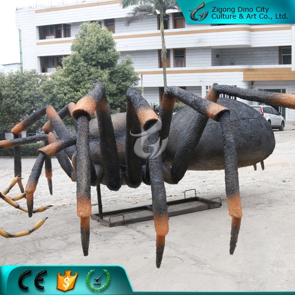 simulated artificial animatronic animal for outdoor park decoration
