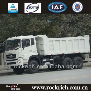 Dongfeng Brand 340hp 10-wheel dump truck for sale holland
