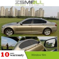 hot sale imported materials 99% anti-uv rate and anti-scratch car window tint film solar korea window film