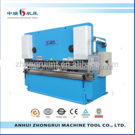 WF67Y 250T nc high quality cnc press braker