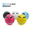 Portable waterproof bluetooth speaker, wireless bluetooth speaker with microphone