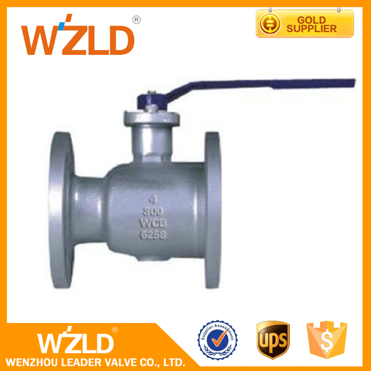 WZLD Wenzhou Manual API Floating Gas Steam Trap Casting Steel Ball Valve With Good Offer