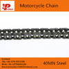 hoe sale colored cheap motorcycle chain 420/428/520