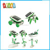 6 in1 educational DIY solar toy kit
