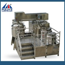50-1000L Fuluke sustainless steel tissue homogenizer for making daily chemical care products