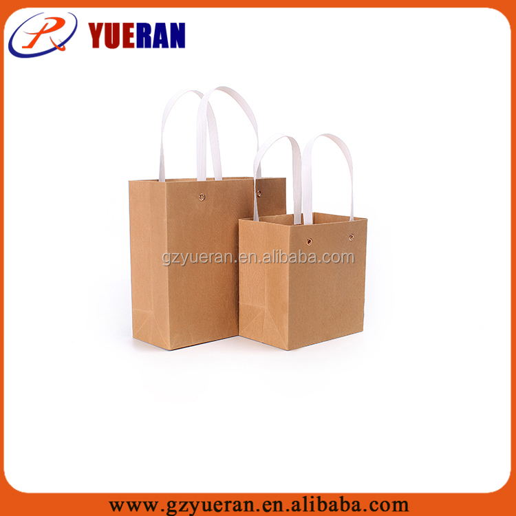 Hot Sale Top Quality Good Price brown Kraft Paper Bag Manufacturers