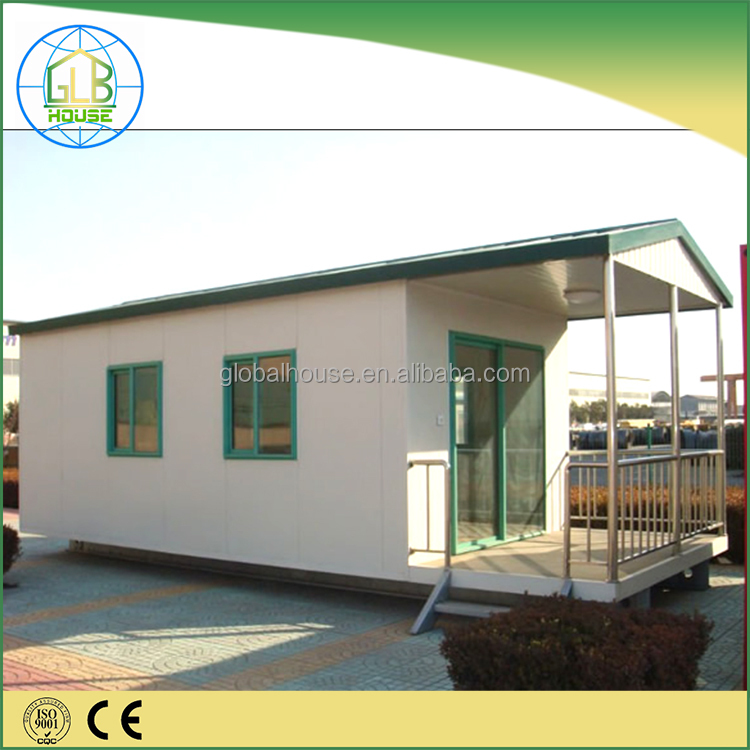 Prefabricated luxury mobile living house container with low price for sale