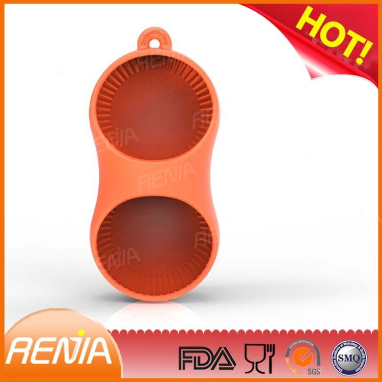 RENJIA golf ball marker holder silicone holder golf ball holder