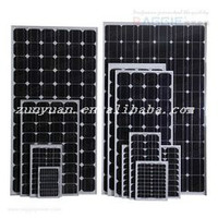 High effciency long life mono solar panel for solar modules