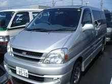 2002 TOYOTA TOURING HIACE RCH41W-0053419 USED CAR FOB US$3900
