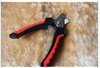 red Brand new Red Pet Dog Cat Toe Care Nail Clippers Scissors