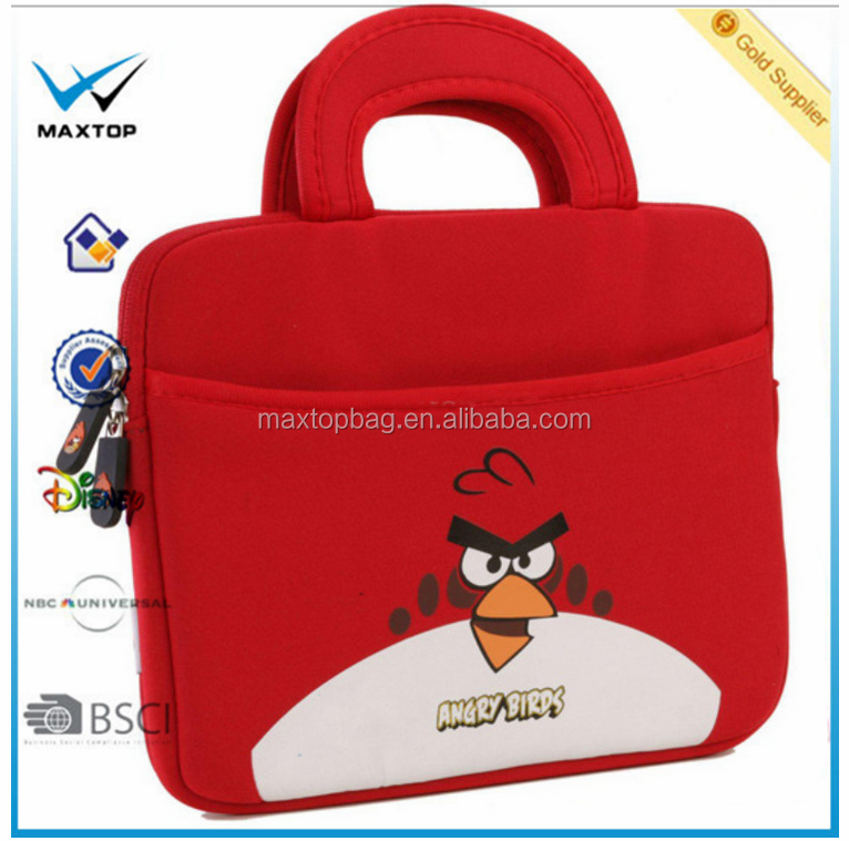 Hot Sale Promotion Neoprene Sleeve Laptop Computer Bag For Gift