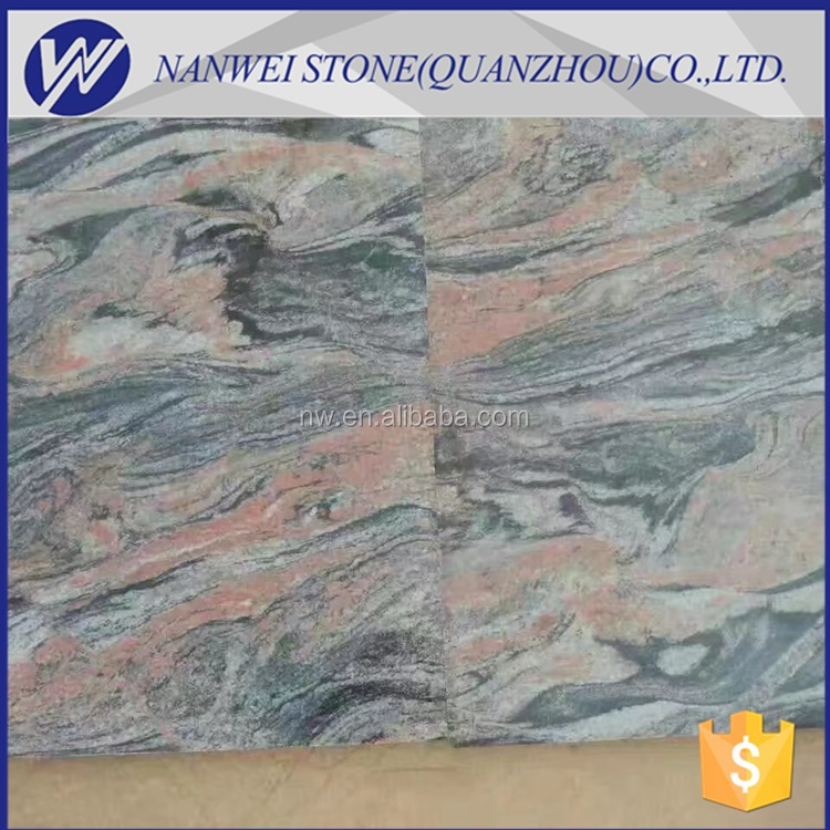 Molticolor Red natural stone Manufacturing of sale stone type China granite Red Symphony quarry block and cut to size price